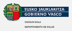 Gobierno Vasco. Departamento de Salud
